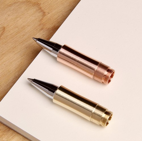 Schon DSGN Pocket Six Rollerball section and tip