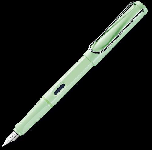 Lamy Safari Pastel Mint fountain pen (2019 Special Edition)