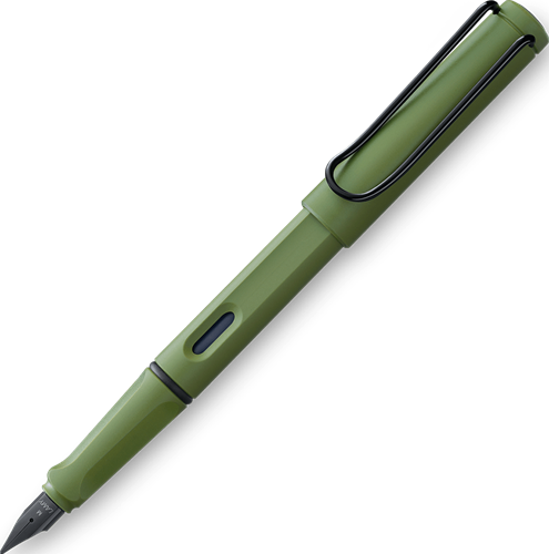 Lamy Safari Original Savannah Green fountain pen (2021 Special Edition)