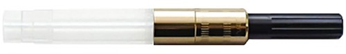 Sailor converter for fountain pen (with gold color trim)