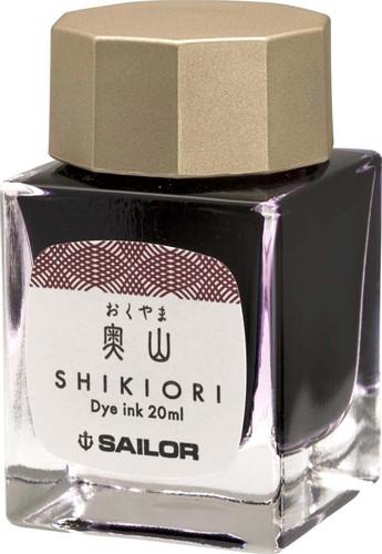Sailor Shikiori Okuyama ink 20ml