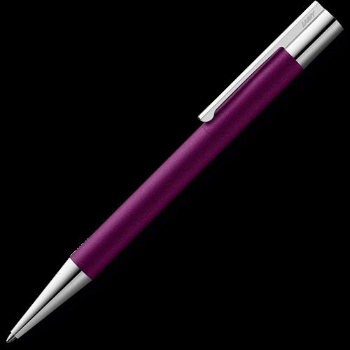 Lamy Scala dark violet ballpoint pen special edition