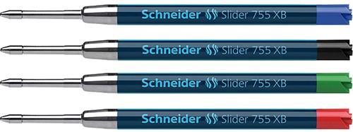 Schneider Slider 755 ballpoint refill XB