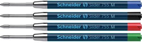 Schneider Slider 755 ballpoint refill M