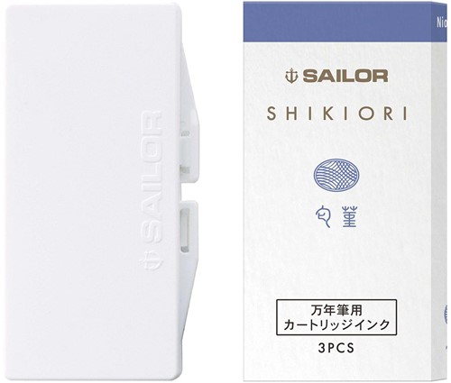 Sailor inkt cartridges Shikiori Nioi-Sumire (3 stuks)