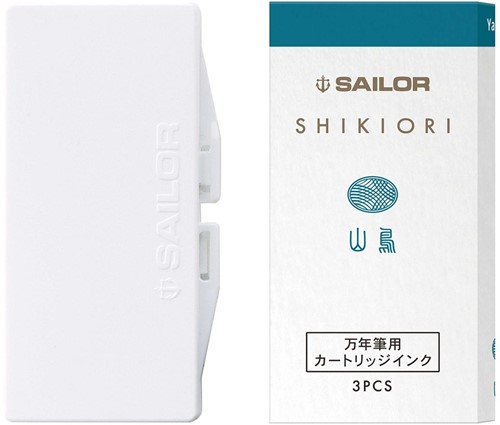 Sailor ink cartridges Shikiori Yama-Dori (3 pcs)