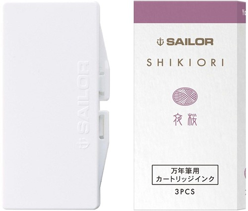 Sailor ink cartridges Shikiori Yozakura (3 pcs)