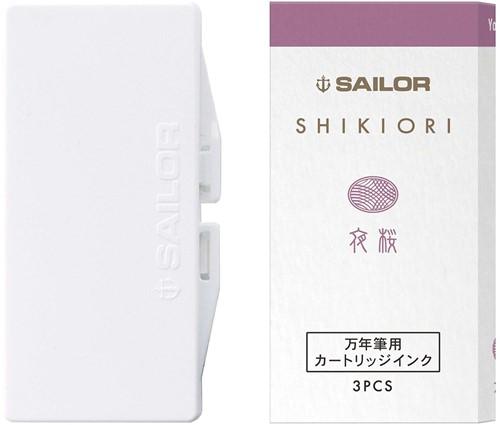 Sailor inkt cartridges Shikiori Yozakura (3 stuks)