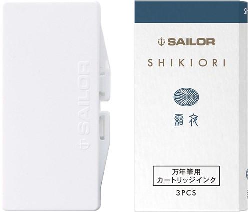 Sailor inkt cartridges Shikiori Shimoyo (3 stuks)