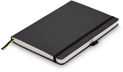 Lamy Notitieboek A5 softcover zwart