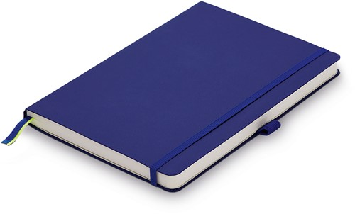 Lamy Notebook A5 softcover blue