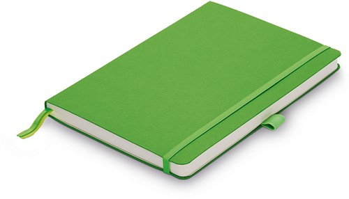 Lamy Notitieboek A6 softcover groen