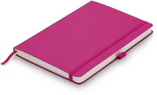Lamy Notitieboek A5 softcover roze