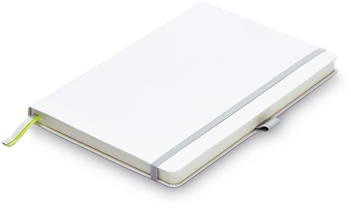 Lamy Notitieboek A5 softcover wit