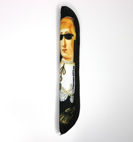 Rickshaw Solo pen sleeve Lady with Rayban edition