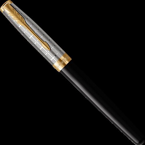 Parker Sonnet Premium Zwart vulpen