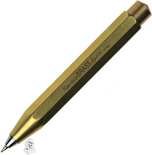 Kaweco Sport Brass mechanisch potlood 0.7mm