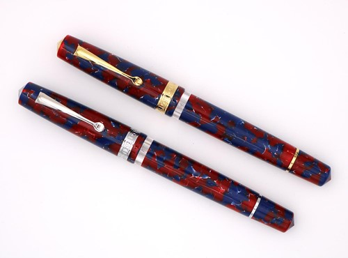 ASC Studio Blue Coral fountain pen