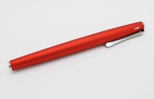 Lamy Studio royal red roller
