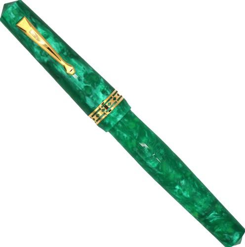 Radius Superior Vernazza Green fountain pen