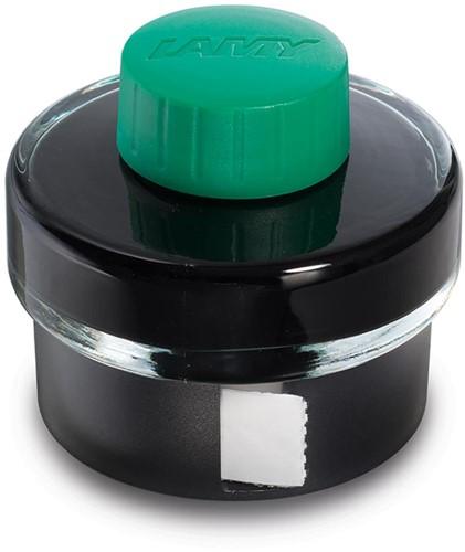 Lamy inkt in potje van 50ml Groen T52