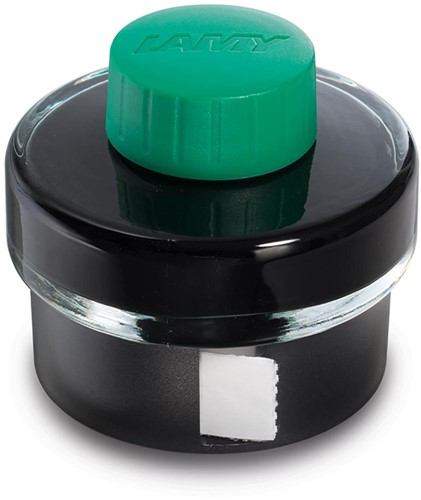Lamy inkwell 50ml Green T52