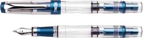 TWSBI Diamond 580 AL R Prussian Blue fountain pen