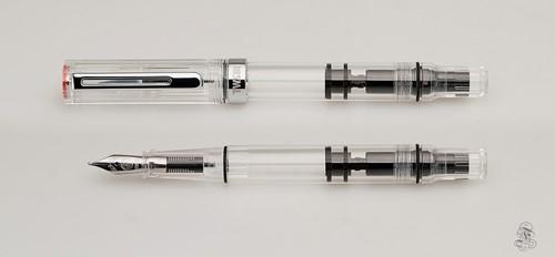 TWSBI Eco clear fountain pen