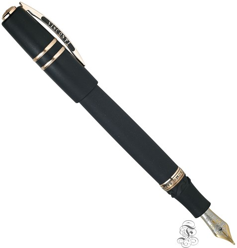 Visconti Homo Sapiens Bronze Oversize fountain pen